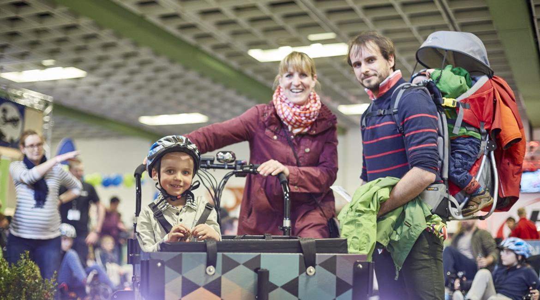 VELO Berlin Cargobike Family