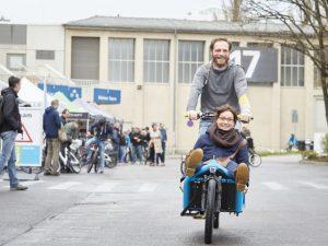 Unser Food Bike auf der Velo Berlin.