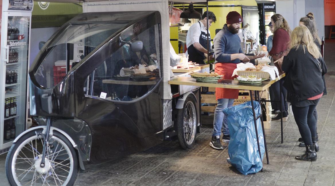 VELO Berlin Foodbike